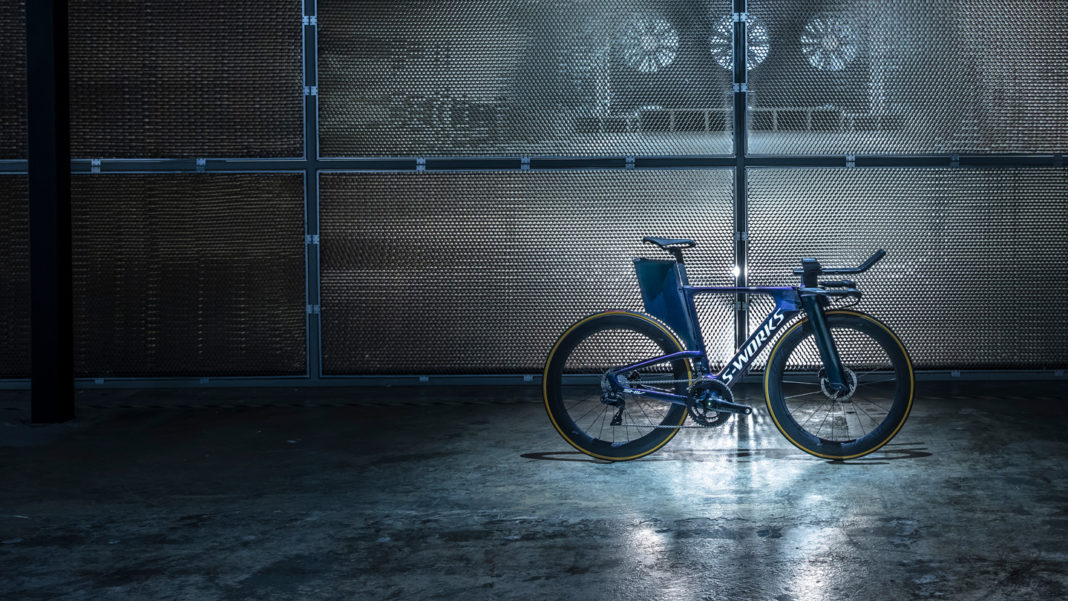 The Crazy New Specialized S-Works Shiv Disc Arrives in Kona 3
