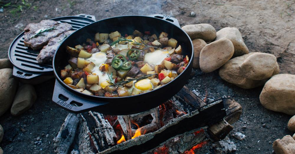 Lodge Cast Iron Cook-It-All 2