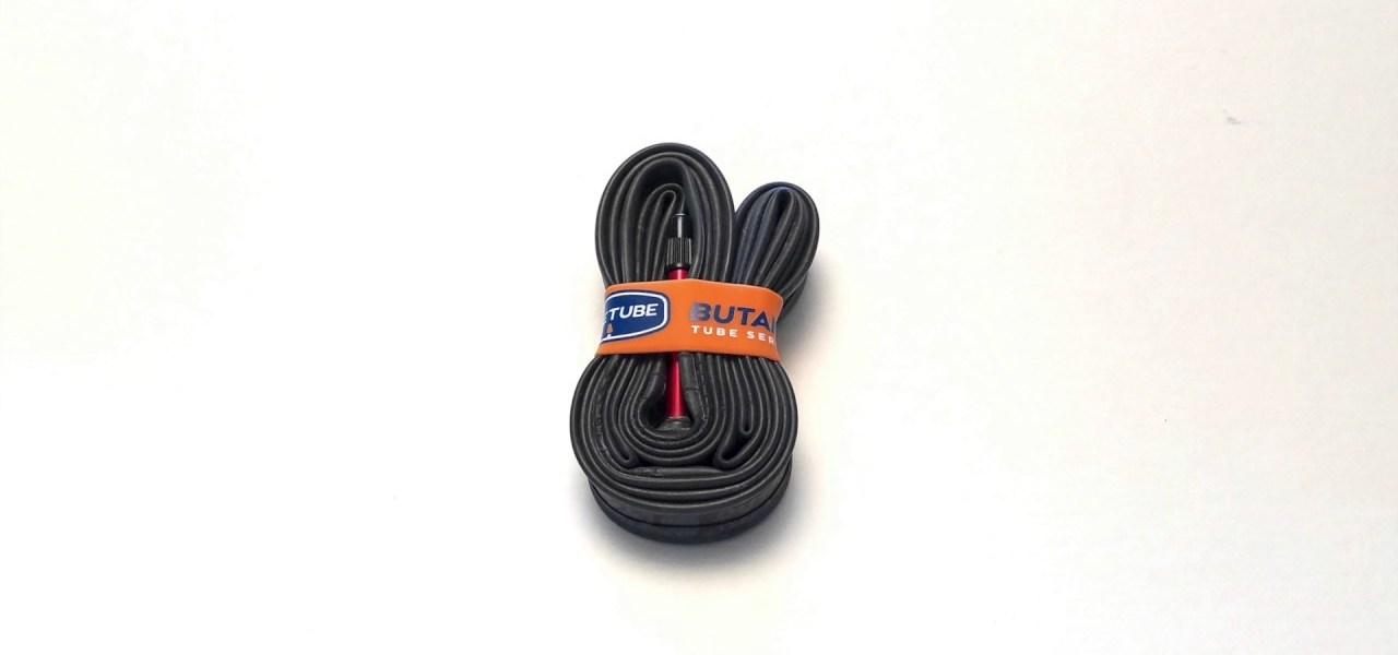 Biketube Butane Black High Performance Road Tubes 1