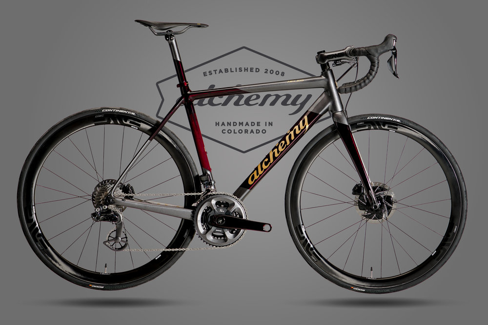Alchemy Celebrates 10 Years with a Very Special Helios Road Bike 19