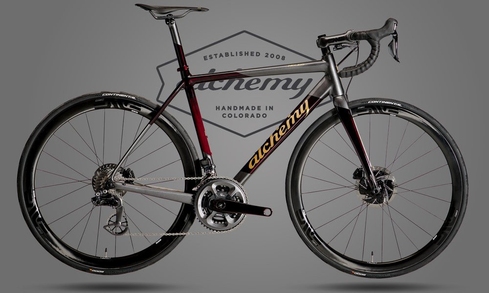 Alchemy Celebrates 10 Years with a Very Special Helios Road Bike 1