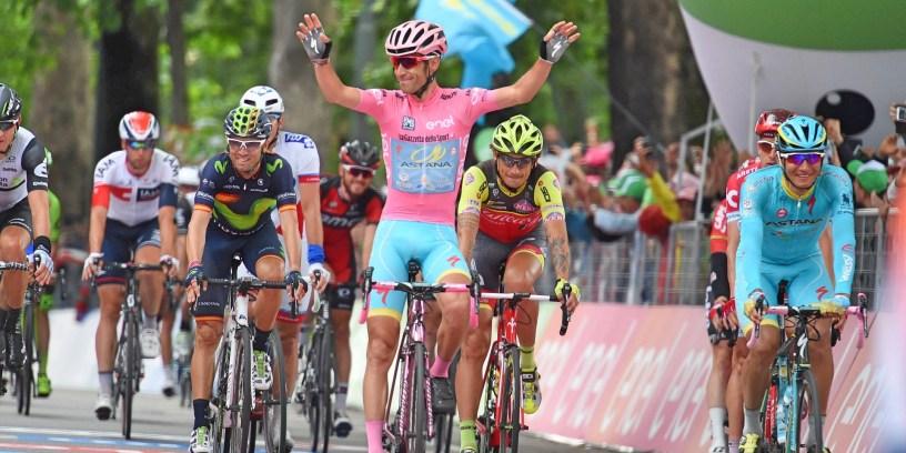 List of Teams Set to Start the 2019 Giro d'Italia