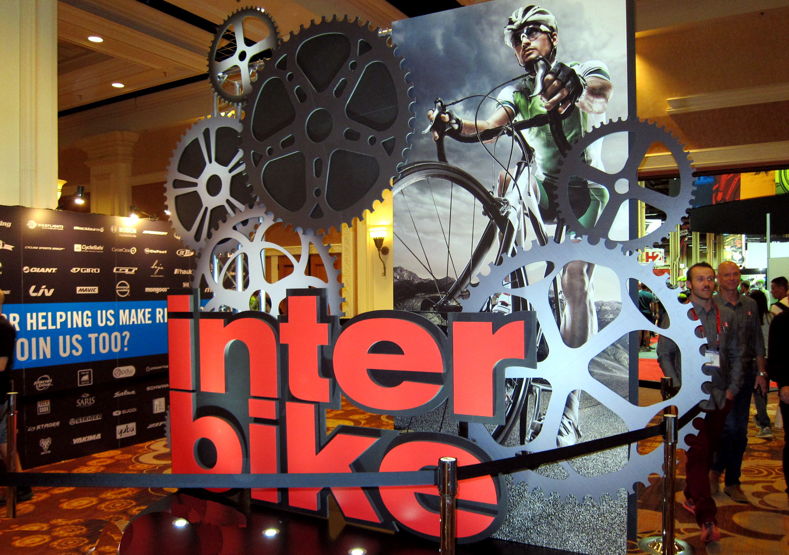 Emerald Floats Idea for New Interbike, Combined with Outdoor Retailer Show 13