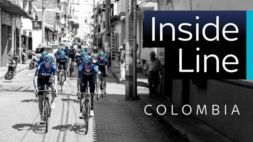 Team Sky Inside Line: Colombia