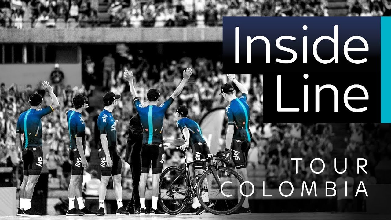 Team Sky Inside Line Episode 2: Tour Colombia 30