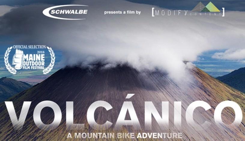 Emmy Winning MTB Film: Volcanico