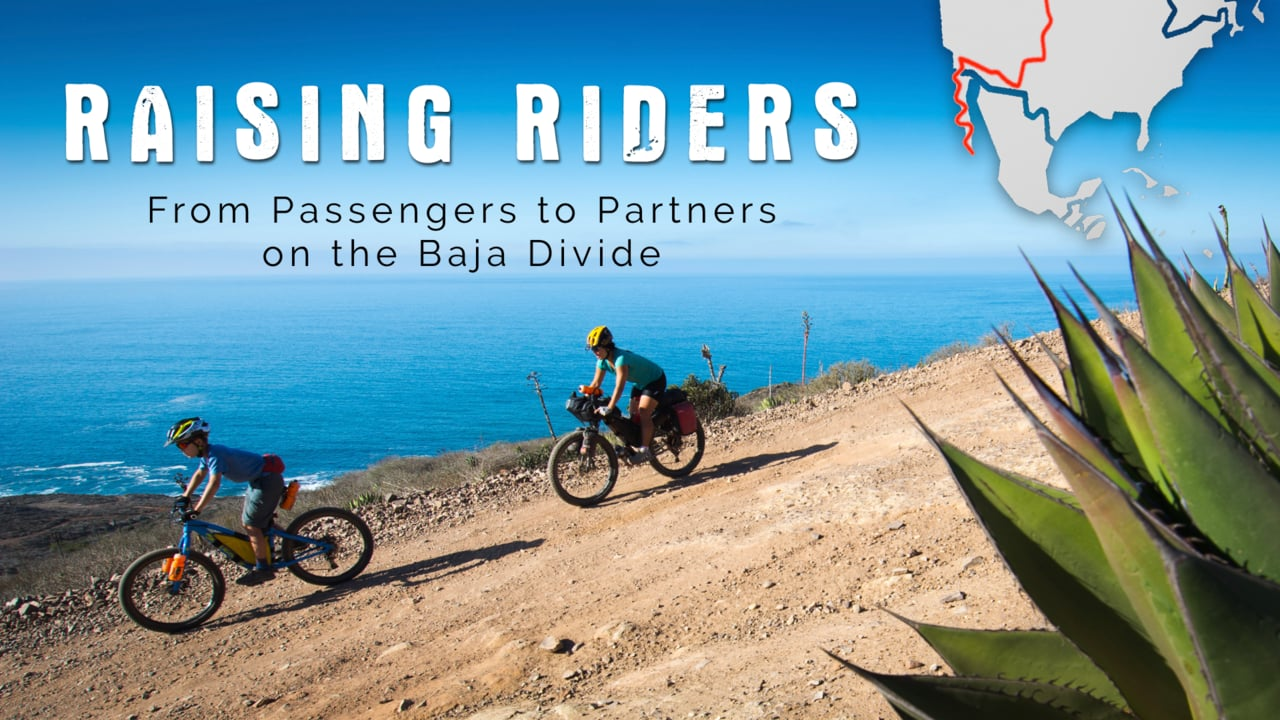 From Passengers to Partners on the Baja Divide 24