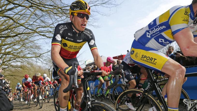The Watts Needed to Ride Omloop Het Nieuwsblad and Kuurne-Brussels-Kuurne