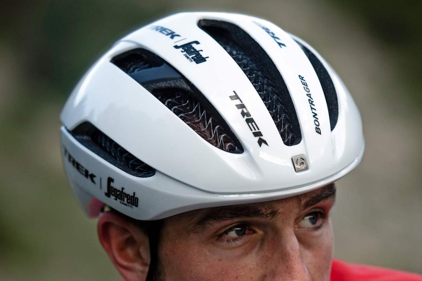 Trek and Bontrager Release New Helmet with WaveCel Technology 3