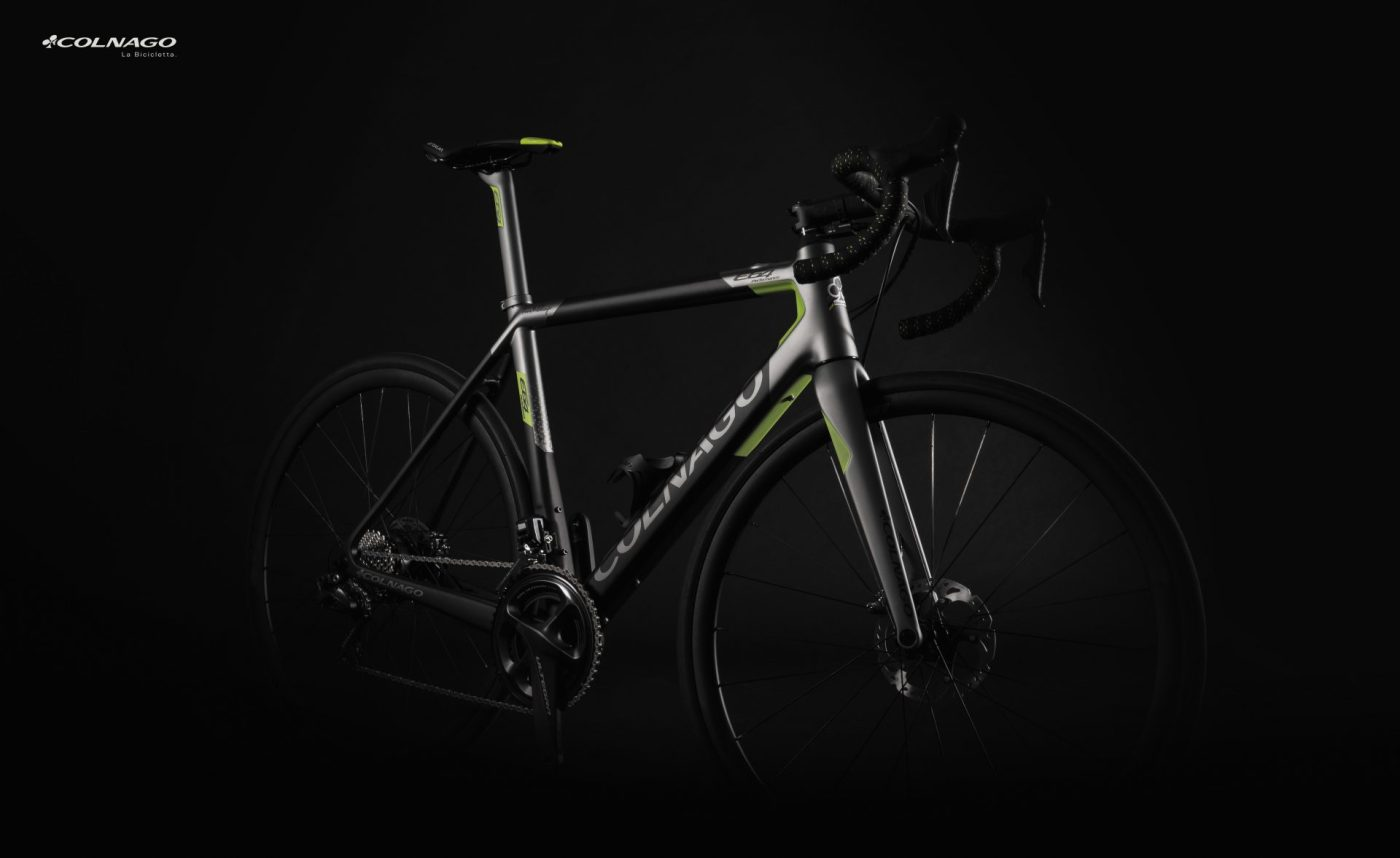Colnago E64 an E-road Bike Weighing Just 12kg 3
