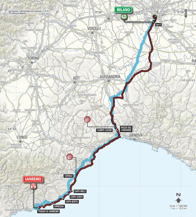 2019 Milan-San Remo Guide: The Longest Race of the Year 4