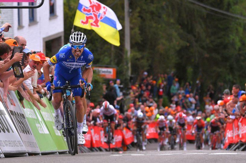 Julian Alaphilippe wins La Flèche Wallonne 2019