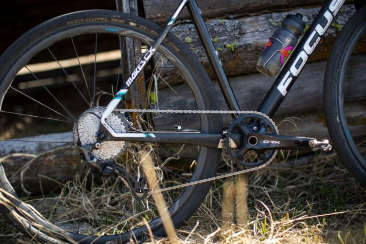 Shimano GRX: The First Dedicated Gravel Component Groupset 5