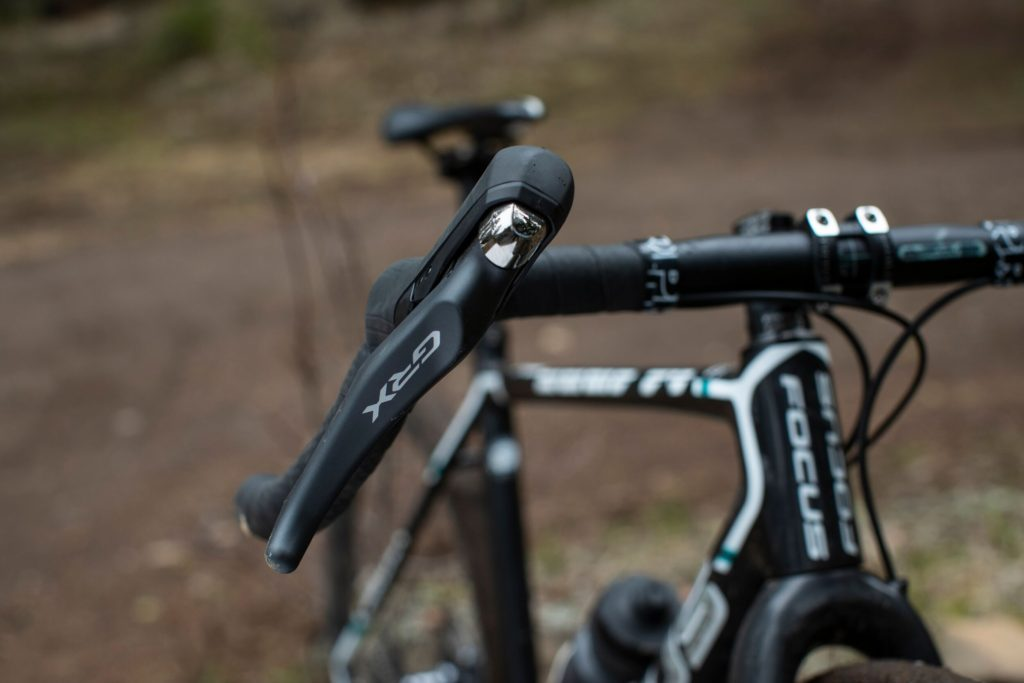 Shimano GRX: The First Dedicated Gravel Component Groupset 1