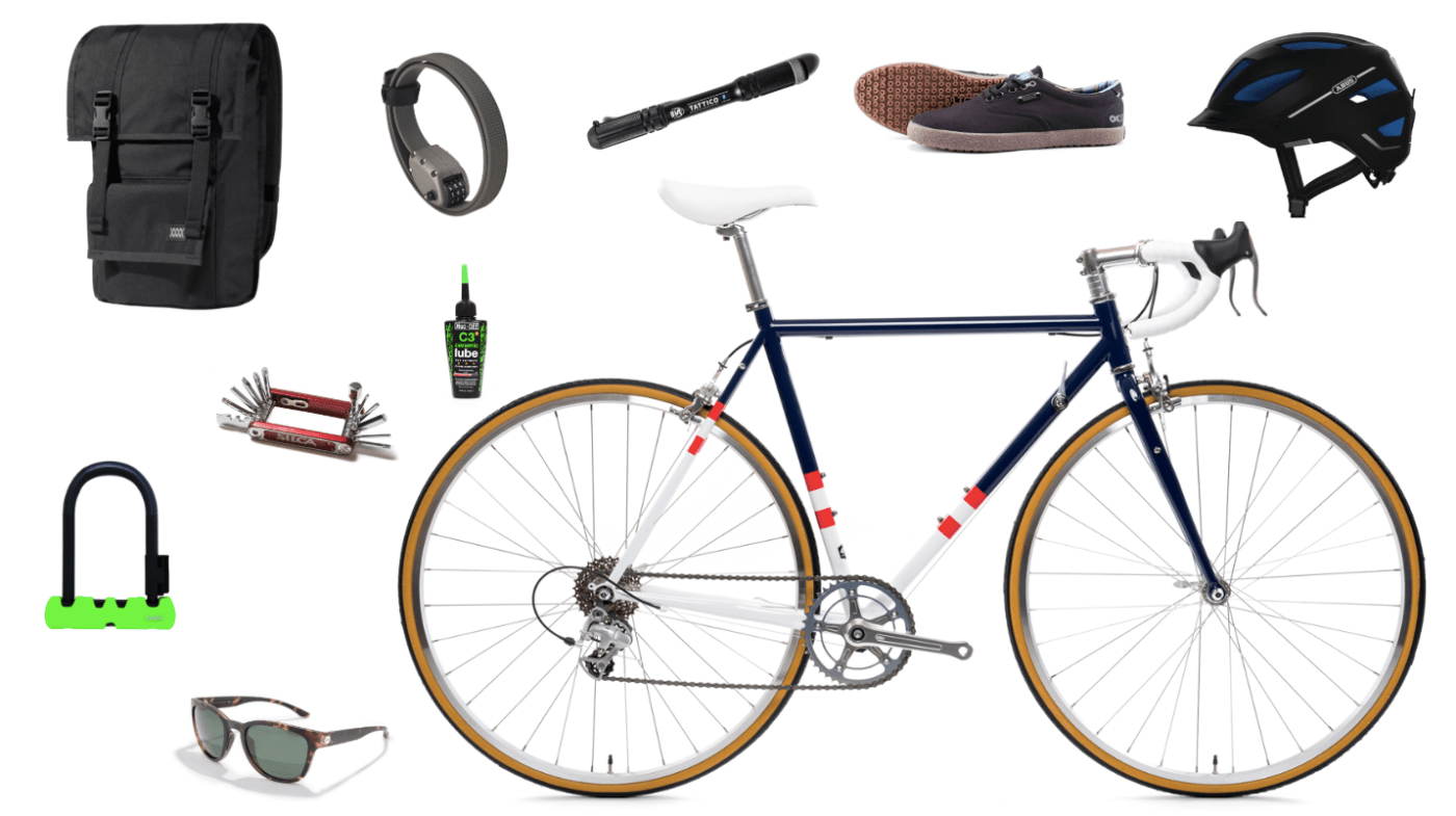 The Cycling Gear You Need For Bike To Work Week 3