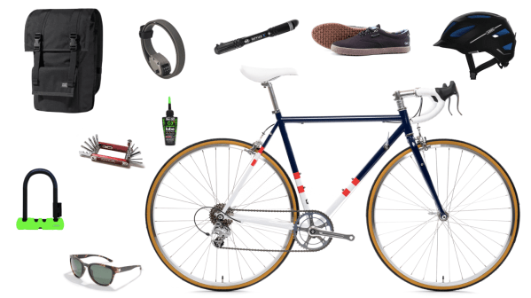 The Cycling Gear You Need For Bike To Work Week 9