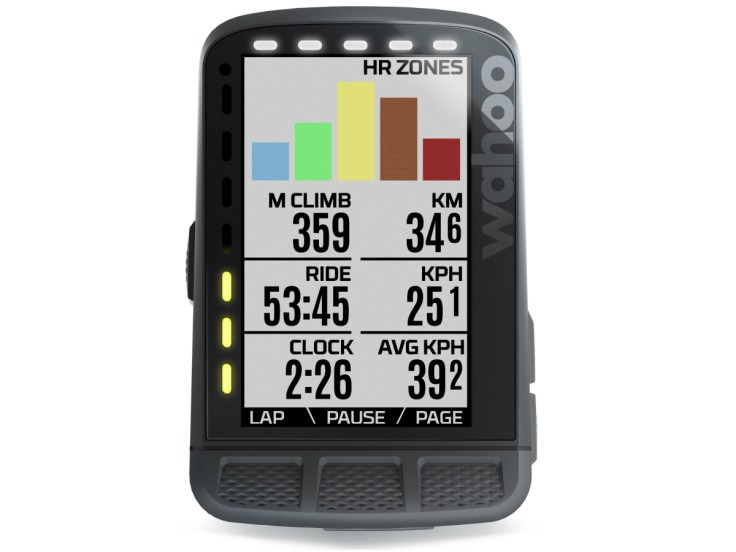 Wahoo ELEMNT Roam Cycling Computer Launches 4