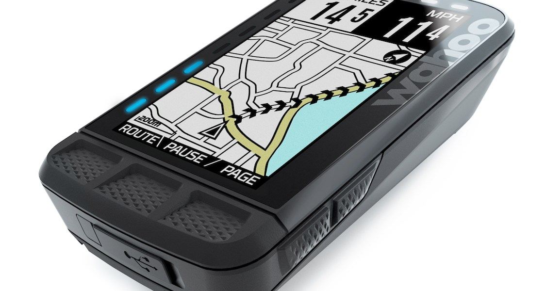 Wahoo ELEMNT Roam Cycling Computer Launches 1