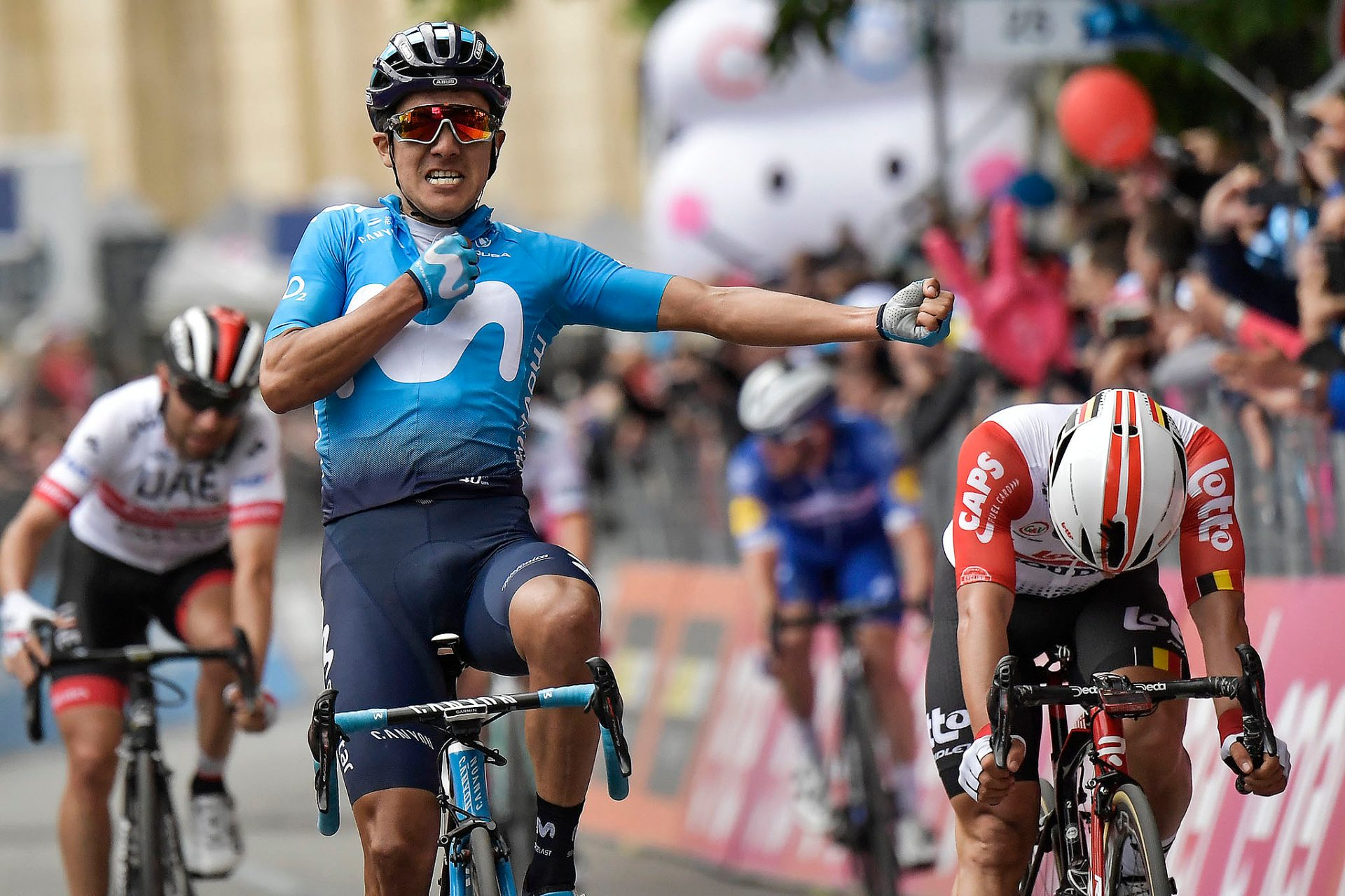 2019 Giro D'Italia Stage 4 Recap & Results 6