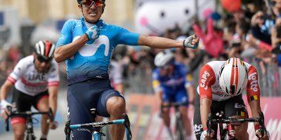 2019 Giro D'Italia Stage 4 Recap & Results