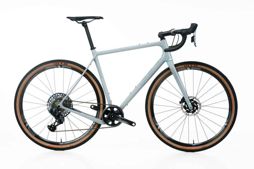 Open WI.DE. Adventure Gravel Bike is Ready for Huge Tires