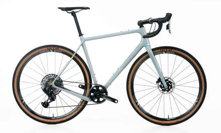 Open WI.DE. Adventure Gravel Bike is Ready for Huge Tires