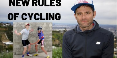 The New Rules of Cycling by Phil Gaimon