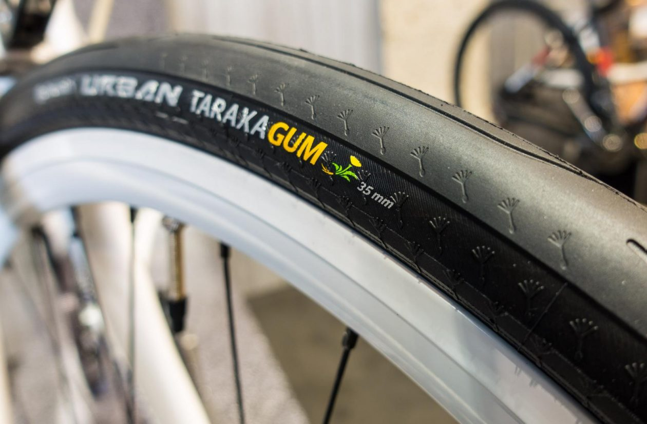 Continental's Dandelion Rubber Taraxagum Tires will be at the Tour de France 33