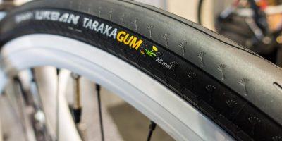 Continental's Dandelion Rubber Taraxagum Tires will be at the Tour de France