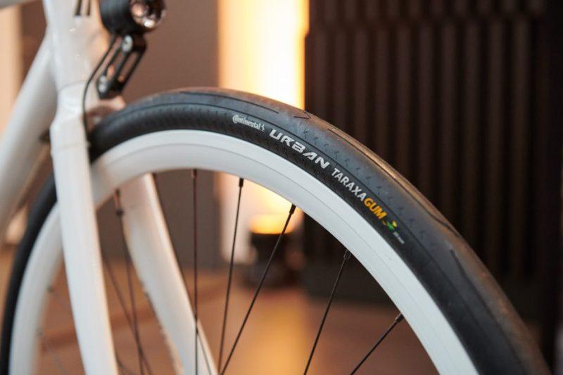 Continental's Dandelion Rubber Taraxagum Tires will be at the Tour de France 1