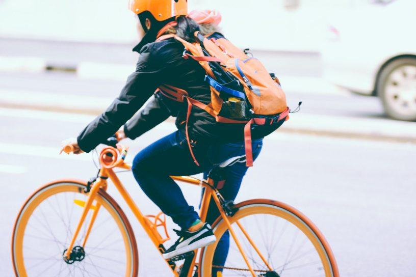 Study: Neighborhood Improvements Could Increase Bike Commuting