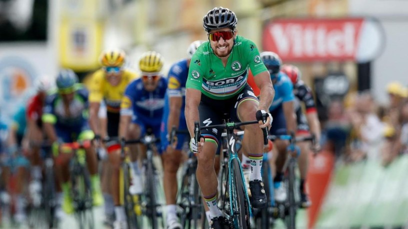 Peter Sagan Wins 2019 Tour de France Stage 5 After Several Near Misses