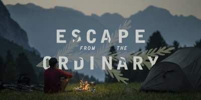 Escape from the ordinary 15