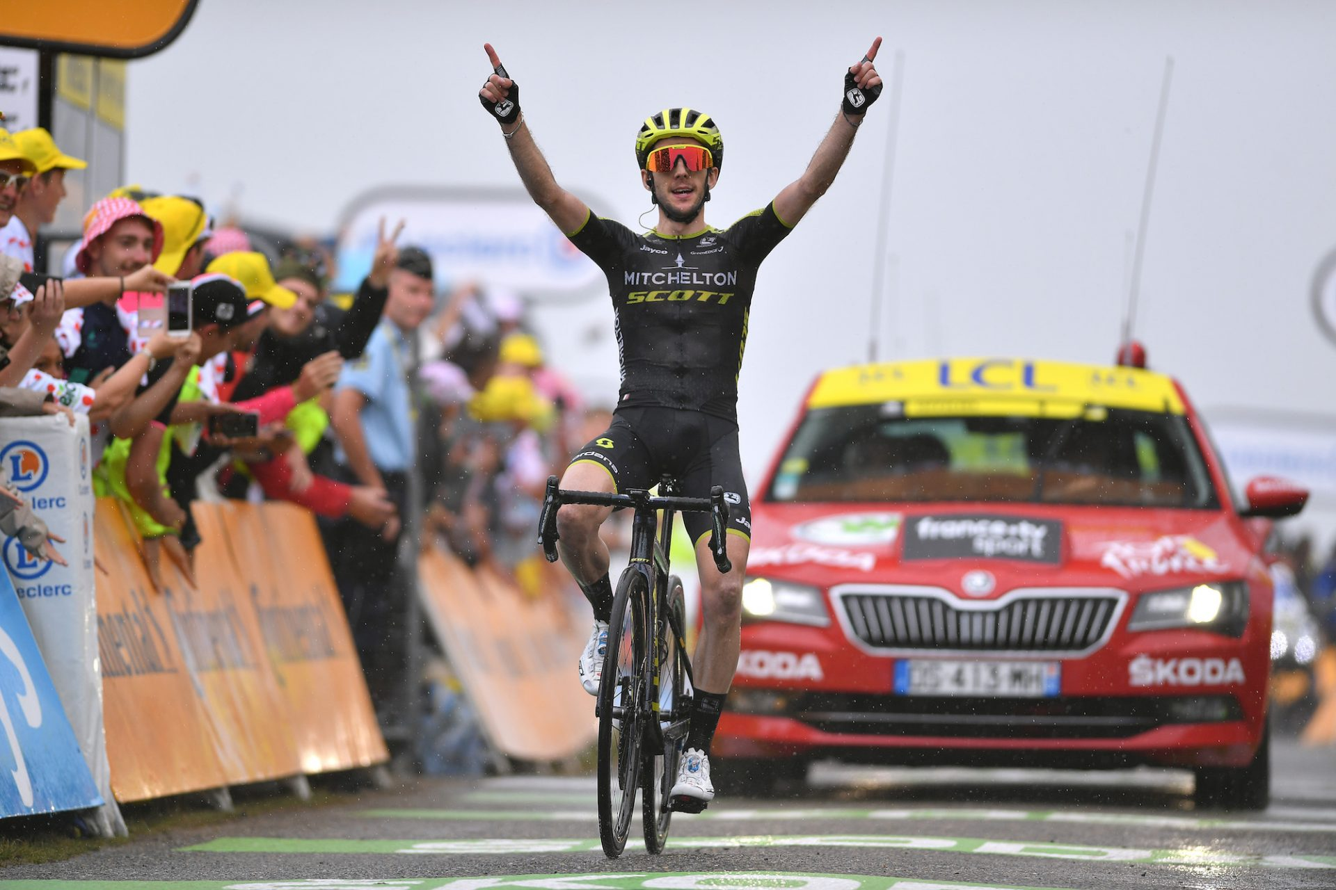 Simon Yates Does it Again at 2019 Tour de France Stage 15 4