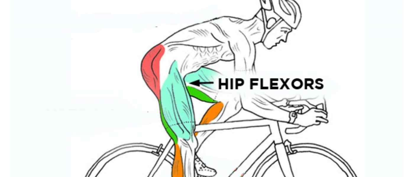 7 Stretches Every Cyclist Should do to Improve Hip Flexibility 1