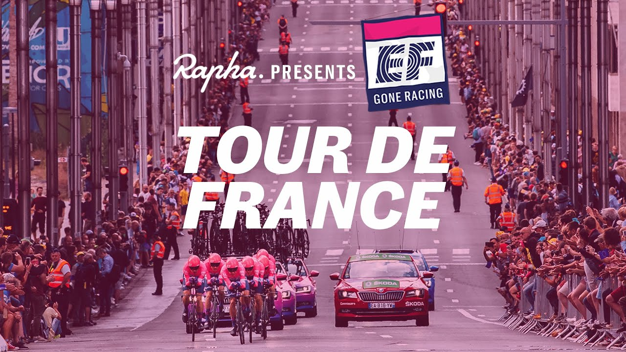 Tour de France 2019: Leading with Rigoberto Uran – EF Gone Racing 15