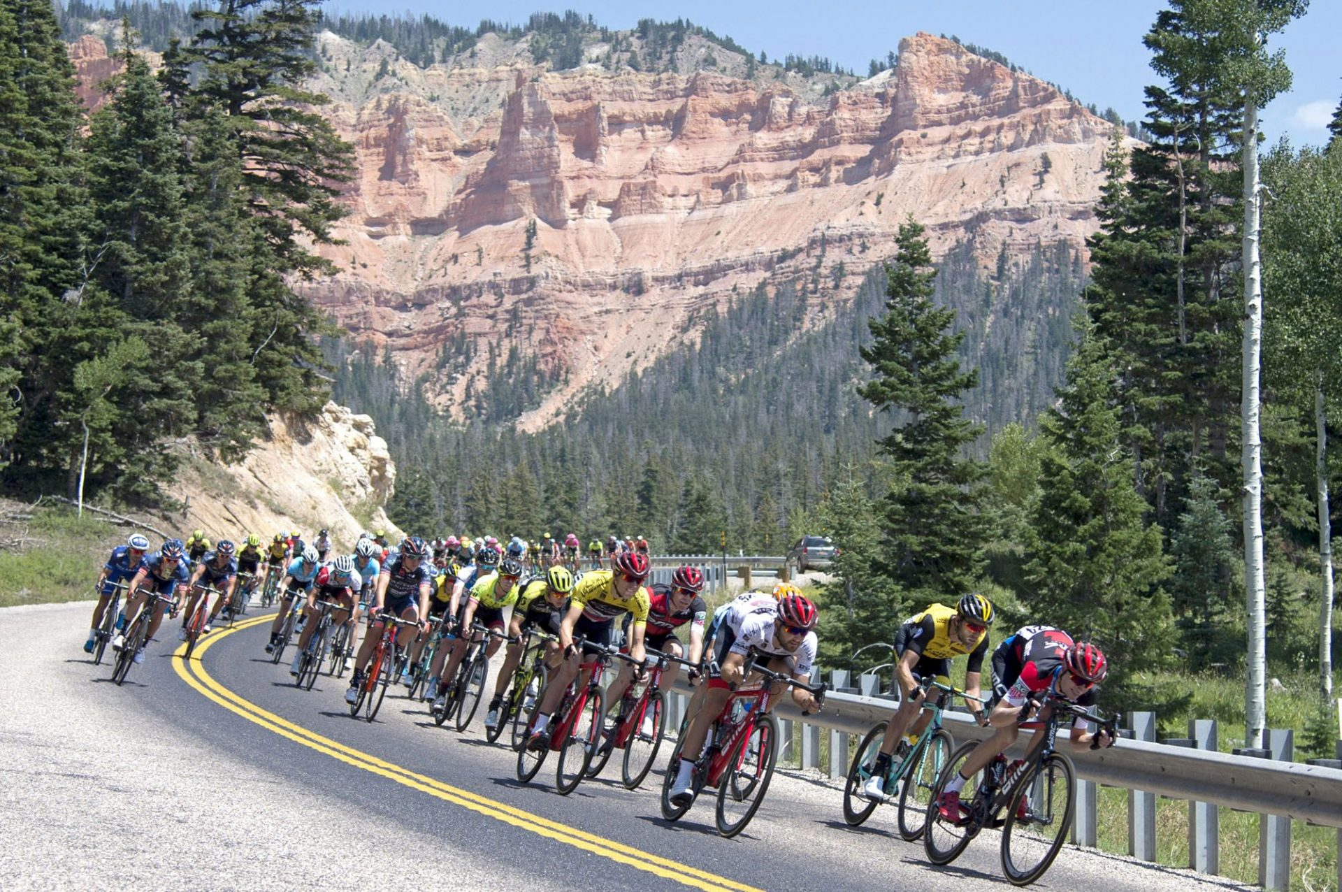 Watch the 2019 Tour of Utah Live Online 1