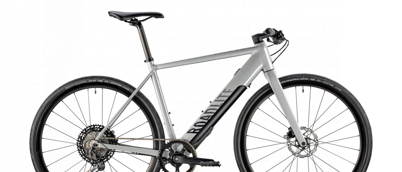 Canyon Announces New Electronic Fitness Bike Roadlite:ON 1
