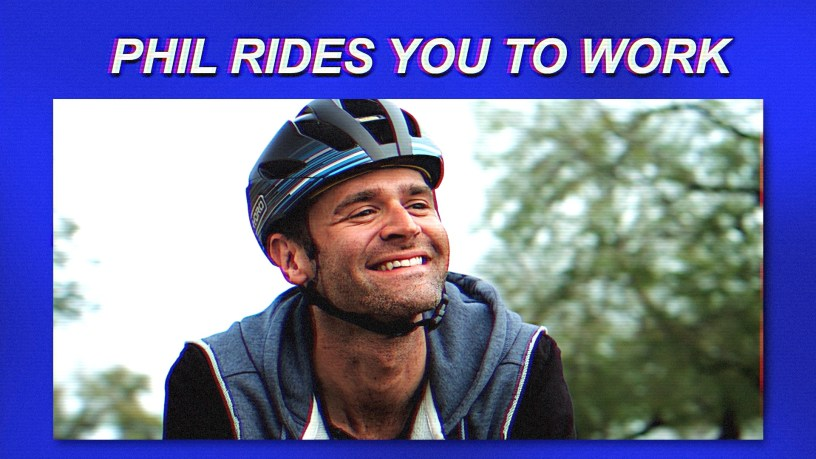 Win Bike from State Bicycle Co. & Ride to Work with Phil Gaimon
