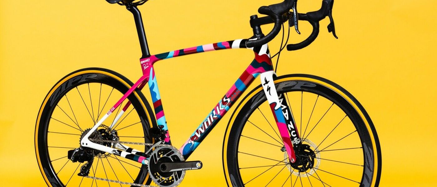 Romance X Parra One-Off Custom S-works Roubaix 1