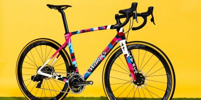 Romance X Parra One-Off Custom S-works Roubaix 5