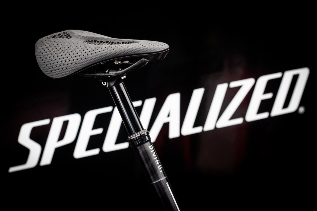 Specialized S-Works 3D-Printed Power Mirror Saddle 3