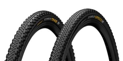 Continental Rolls Out new Gravel Grinding Terra Trail and Terra Speed Tires