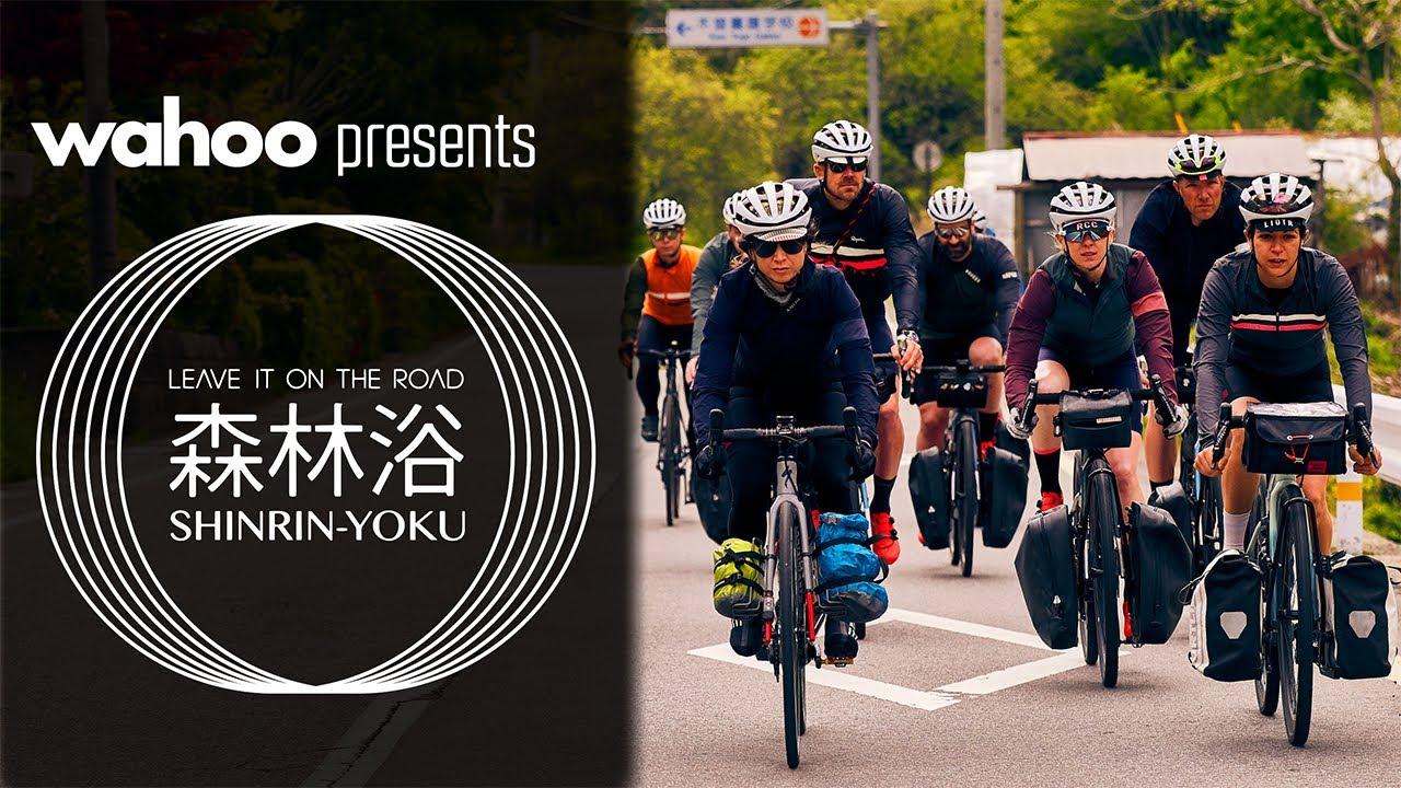 Leave It on The Road: Shinrin-Yoku Brevet 2