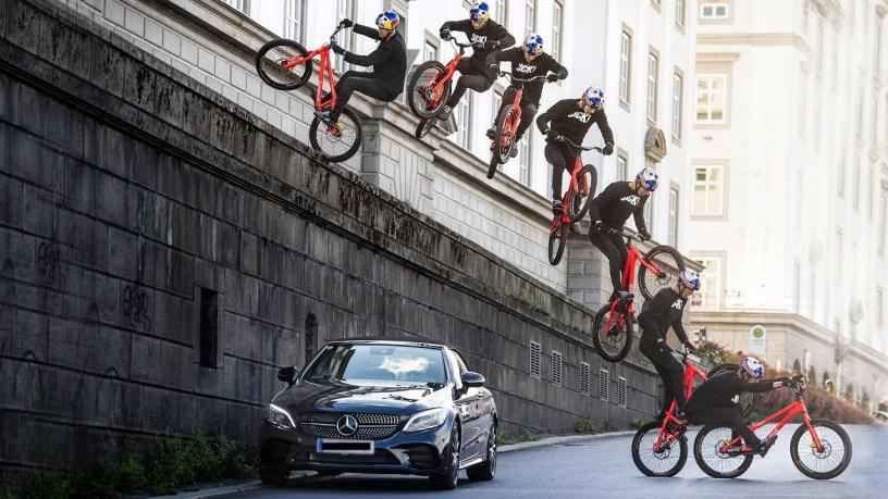 Inventive Trials Riding by Fabio Wibmer
