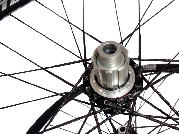 Atomik Carbon Announces Ultralight Gravel/MTB Wheelsets with UHMWPE Spokes from Berd 6