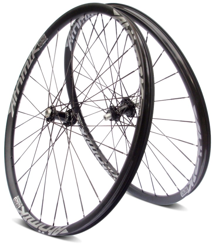 Atomik Carbon Announces Ultralight Gravel/MTB Wheelsets with UHMWPE Spokes from Berd 7