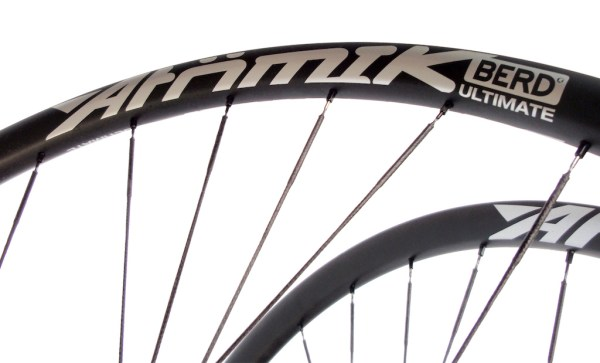 Atomik Carbon Announces Ultralight Gravel/MTB Wheelsets with UHMWPE Spokes from Berd 12