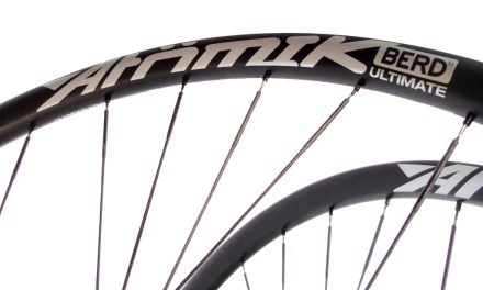 Atomik Carbon Announces Ultralight Gravel/MTB Wheelsets with UHMWPE Spokes from Berd