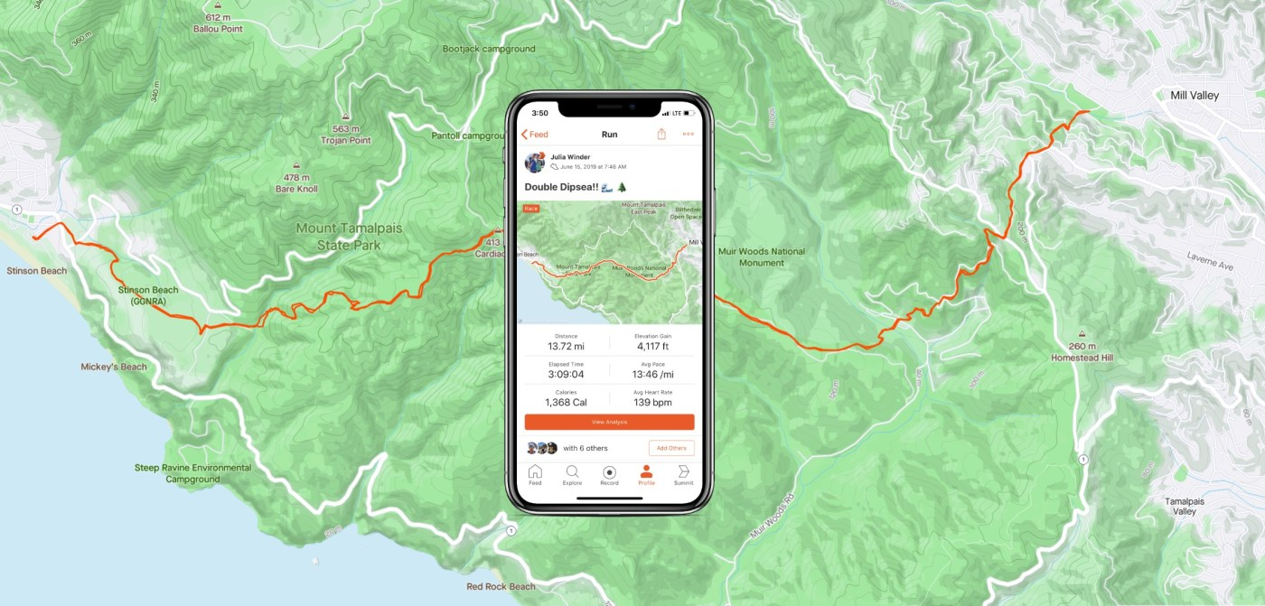 Strava Launches Gorgeous New Outdoor Maps 3